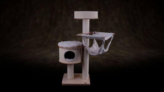 Tiragraffi per gatti EX-2A-1