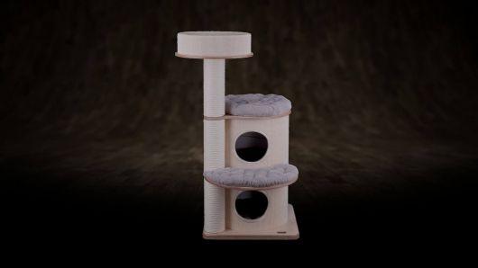 Tiragraffi per gatti tubo TP-1/2
